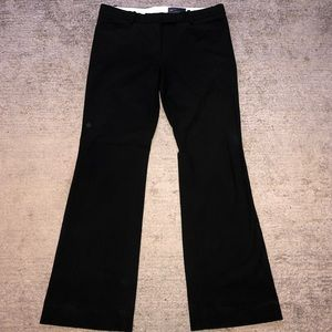 Gap size 8 ankle modern boot dress pants